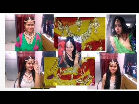 Indian Bridal Jewelry Collection# My Bridal Sets and other Jewelry# LucknowiGirl Ruchi
