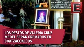 Misa en Minatitlán, Veracruz, en honor a hija de diputada de Morena
