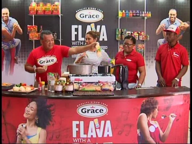 Grace & You Cooking Show   Grace Curry Goat