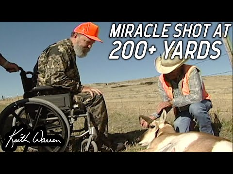 Disabled Hunters On Antelope Hunt