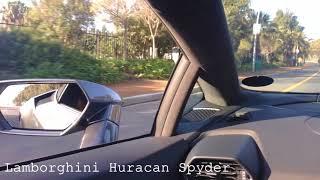 Rides in Supercars | Supercar Den
