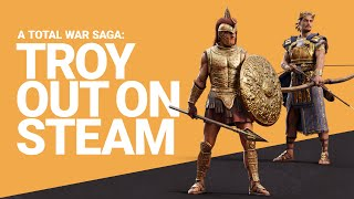 A Total War Saga: TROY – OUT NOW ON STEAM