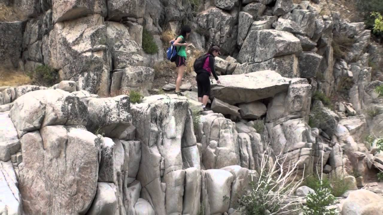 A Father, Daughter bonding Ride to the Pinnacles in San ...  |Devils Hole Arrowhead
