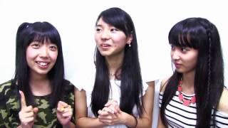 JAM EXPO 2015に出演のANNA☆Sさんよりコメント動画が届きました!