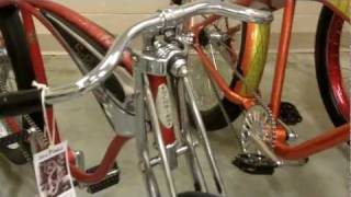 Schwinn Lowrider Rat rod custom bicycle