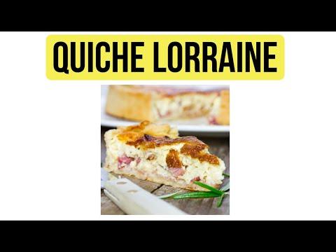 #tuto-#lorraine-#quiche-quiche-lorraine-de-lorraine-(de-chez-moi)trop-bonne-et-savoureuse