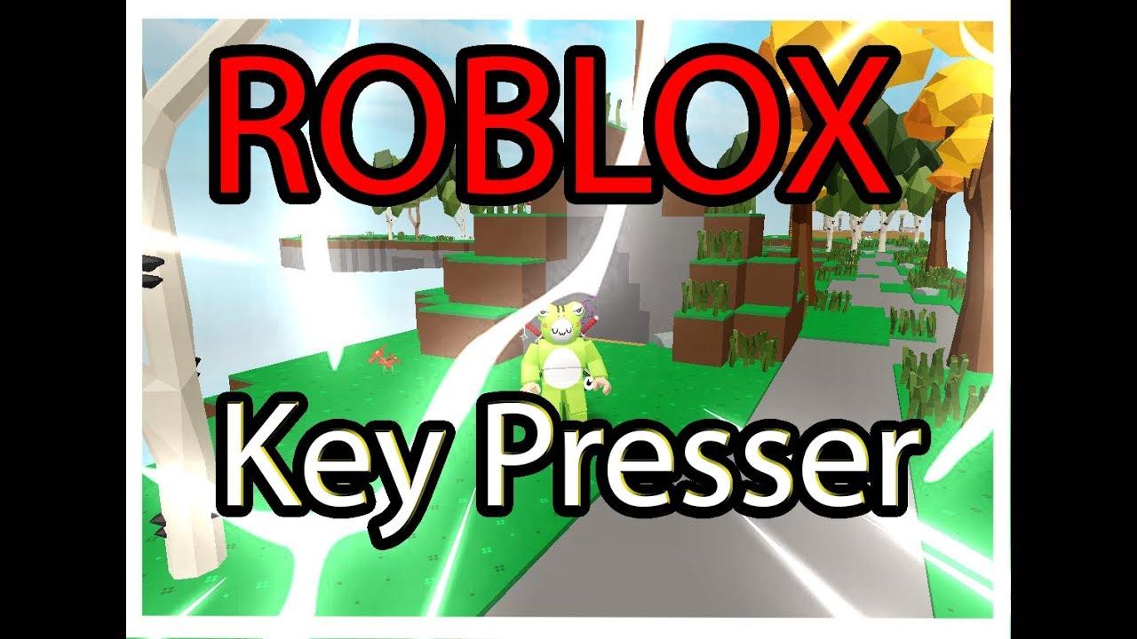 Key Presser Roblox Skyblock Beta Youtube