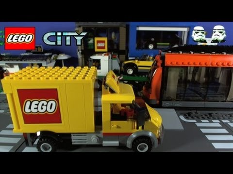 LEGO CITY SQUARE 60097