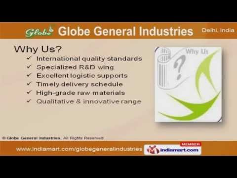 MATERIAL HANDLING EQUIPMENT by Globe General Industries, New Delhi