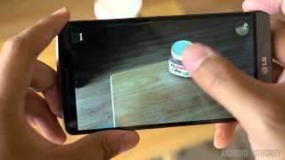 LG G3: Laser Auto Focus