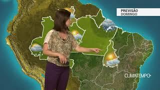 Previsão Norte – Chuva volumosa em Belém