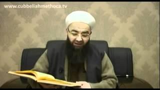 Cübbeli Ahmet Hoca - Allah'ı (cc) Tanımak - 16 Şubat 2010 - Mektubat