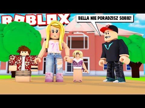 CZY ZAADOPTUJE DZI DZIECI?? (Roblox Meepcity Roleplay) | Bella i Vito