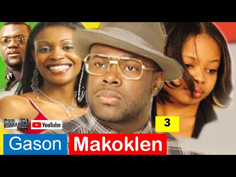 GASON MAKOKLEN 3 / Full 🇭🇹 Comedy Movie