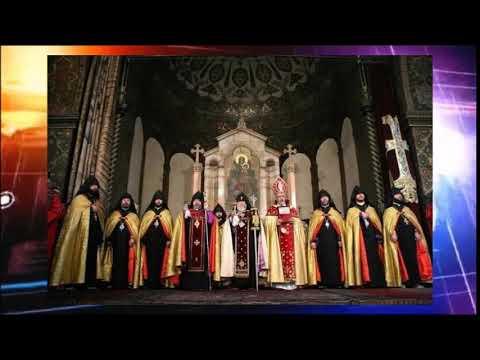 *Армянские священники хотят не мира, а новой во...ны*
