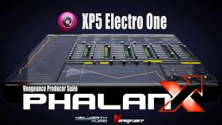 Vengeance Producer Suite - Phalanx XP5: Electro One Demo
