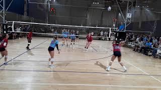Cydney Gardner Class of 2020 Volleyball Club 2018 Highlights