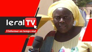 """Salimata Wade, responsable du groupement de Niomré : """"Nous sommes très fières..."""""""
