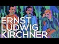 Ernst Ludwig Kirchner: A collection of 362 works (HD)