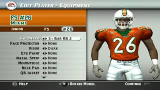 A LOOK BACK AT NCAA FOOTBALL 2004