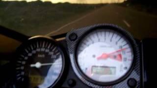 280km On A Suzuki TL1000r