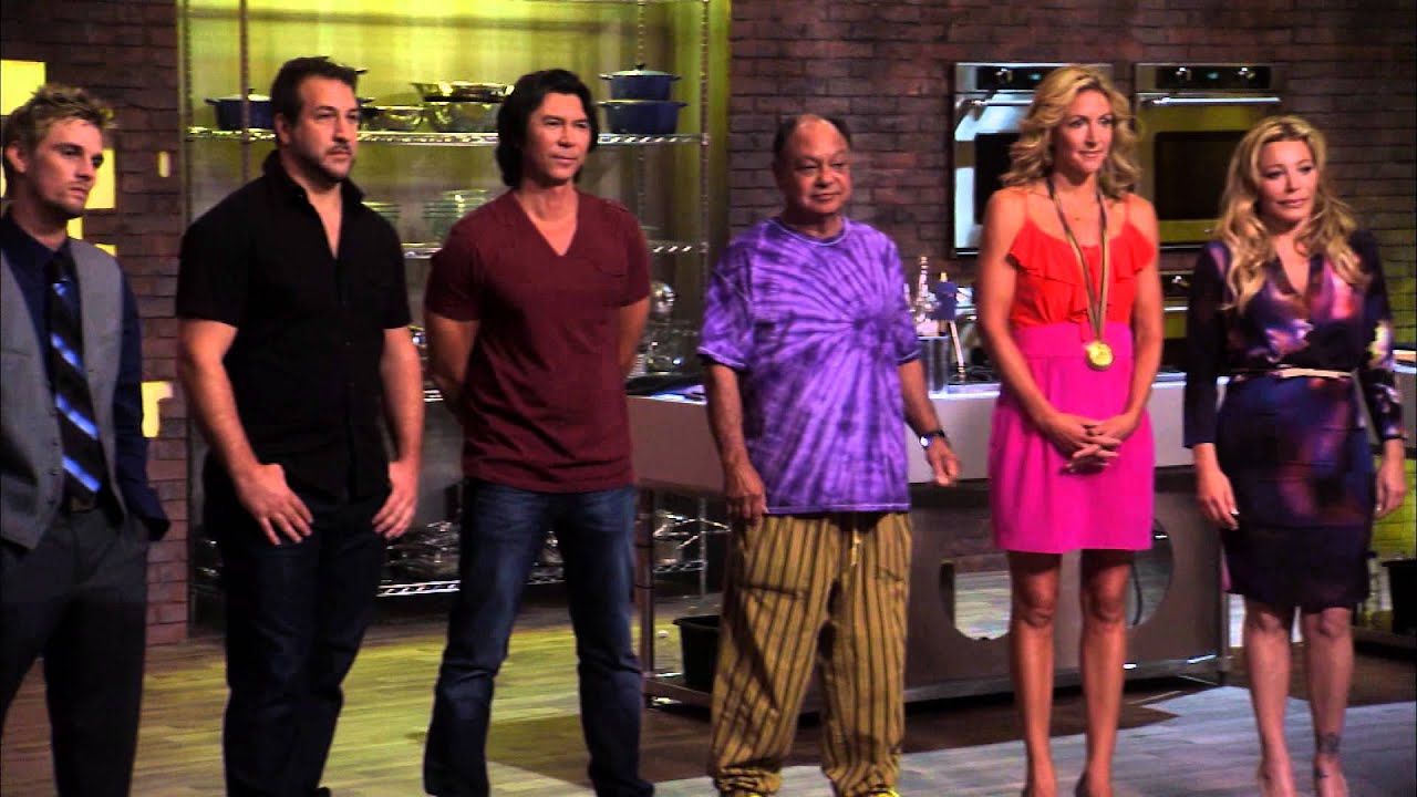 Rachael vs. Guy: Celebrity Cook-Off - Wikipedia
