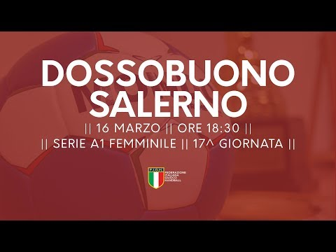 Serie A1F [17^]: Dossobuono - Salerno 23-26