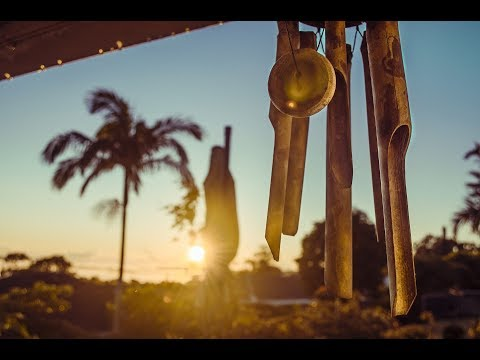 Peaceful Wind Chimes, Fall Asleep, Soothing Relaxation Music, Relaxing Sleep Music