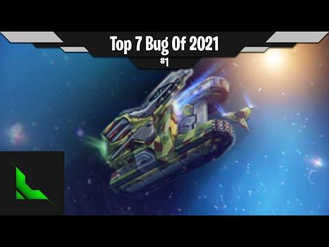 TOP 7 Mysteriously Bug In Tanki Online - Tanki Online