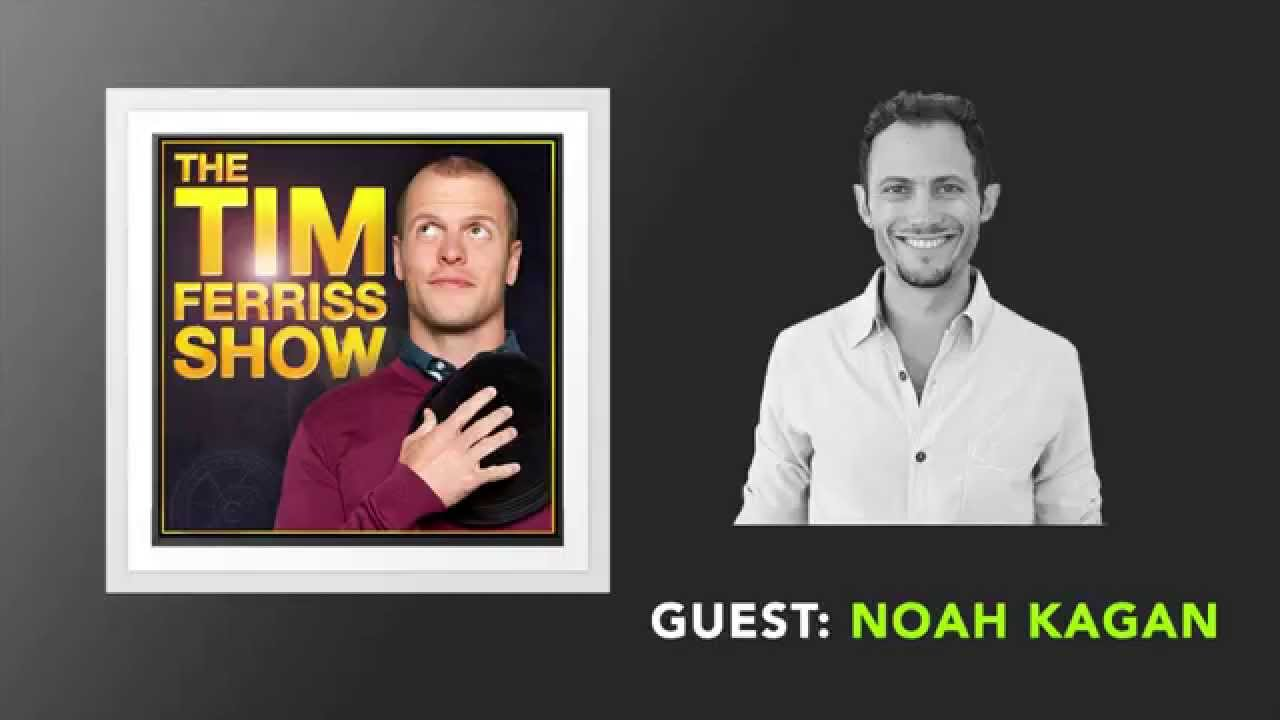 Noah kagan podcast
