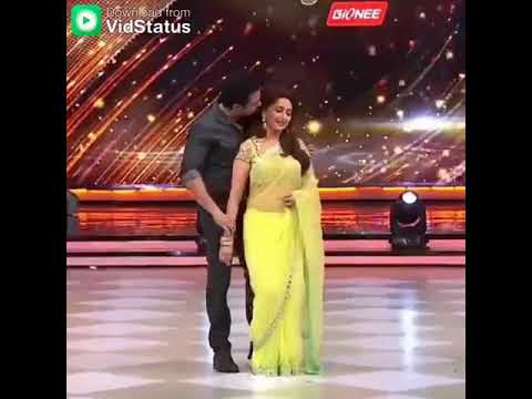 Emraan | Madhuri | First Dance Together At Awards Ceremony Romantic