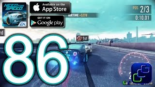 NEED FOR SPEED No Limits Android iOS Walkthrough - Part 86 - Underground Chapter 12: No Surrender
