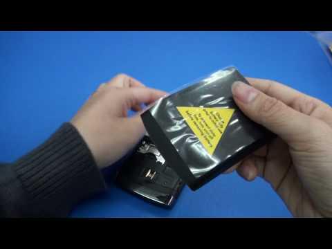 Mugen Power Extended Battery for Blackberry Storm 2 9550 / 9520