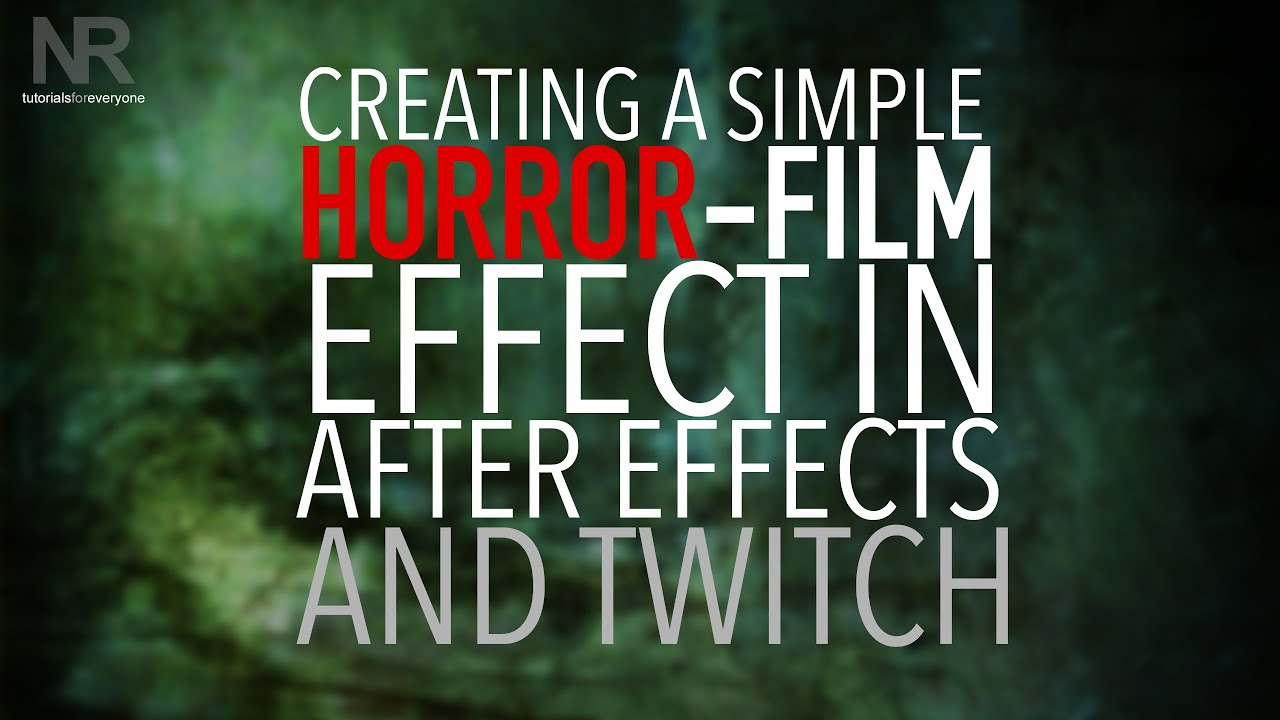 horror movies cause and effect Spooky effects peter john ross mon, 10/01/2012 - 12:00am get ready to scare up a fright night video from halloween special effects to scary scenes, what would this time of year be.