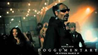 "Download Official Video: Snoop Dogg ""Boom"" f. T-Pain (prod. Scott Storch)"