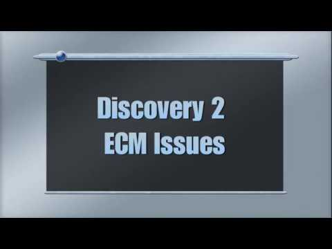 Discovery 2 Ecm issues