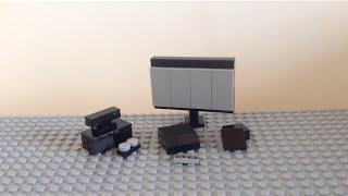 Como hacer un PS4, xbox one y un Wii U de lego
