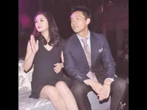 Barbie Hsu (大S) & her husband