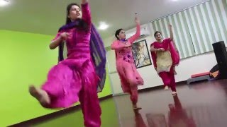 Ghagre Di Lauwn | Dildariyaan | Jassi Gill | Sagarika Ghatge | Kaur B | Punjabi dance video.