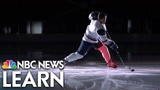 NBC News Learn: The Physics of Hockey thumbnail