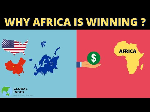 Africa The Next Economic Battleground