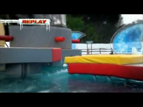 Winter Wipeout - Series 1 Episode 3