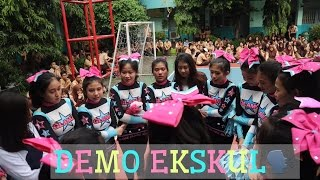 Glamz cheerleader | Demo Ekskul (SMAN 103)