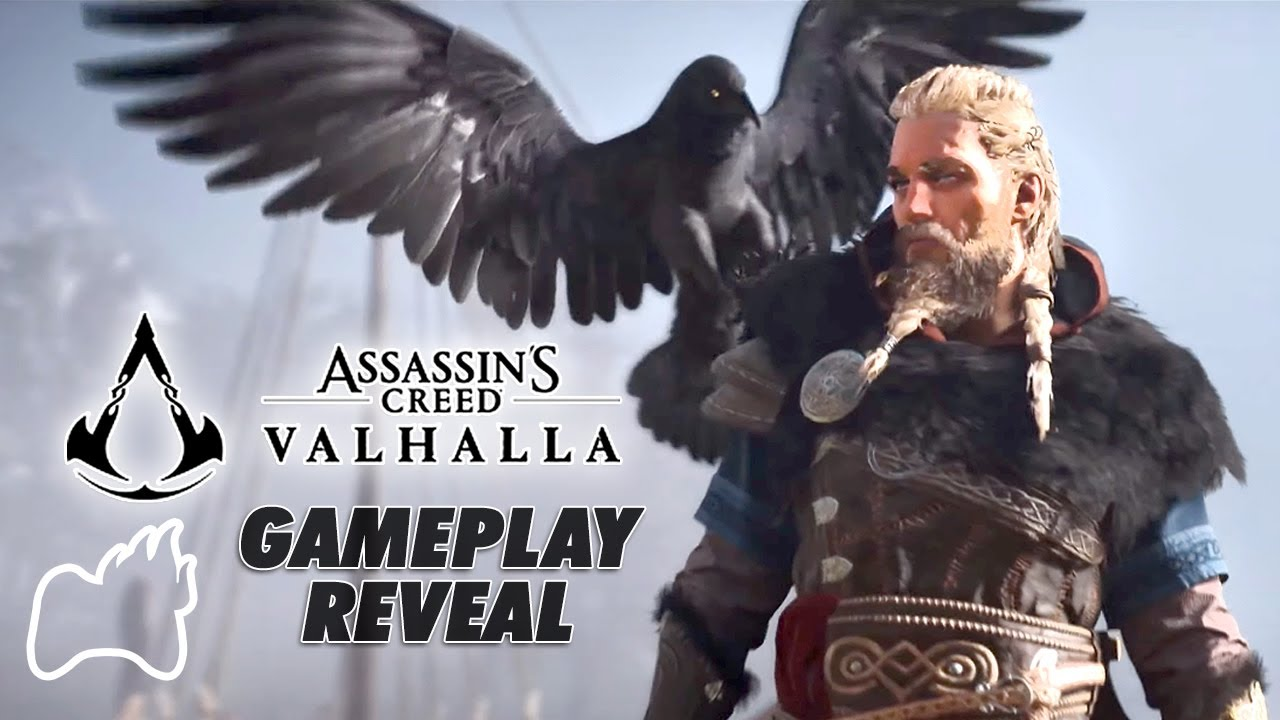 Assassin S Creed Valhalla Gameplay Reveal Teaser Trailer Youtube