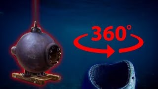 360 Underwater Horror | Bathysphere VR