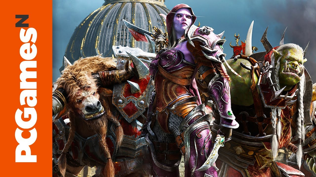 World of Warcraft is the first game to bring DirectX 12 to
