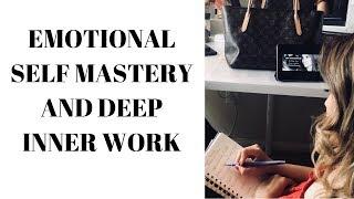 Deep Inner Work, Limiting Beliefs, Triggers, Emotional Self Mastery, & FEMININE FLAVORS!