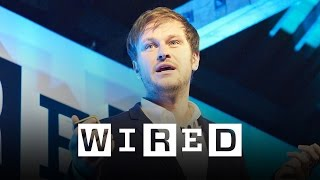 Max Roser: Good Data will Make You an Economic Optimist | WIRED 2015 | WIRED