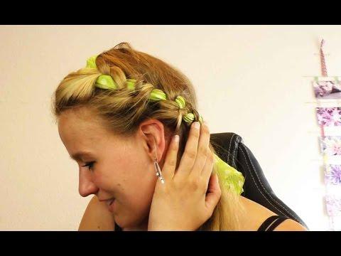 Flechtfrisur Für Den Sommer Einfach Schön Haare Flechten