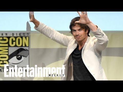 Vampire Diaries' Ian Somerhalder Cast In Netflix Vampire Series   Flash  Entertainment Weekly
